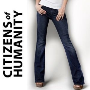 Citizens of Humanity Amber High Waist Bootcut, 28